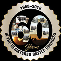 60 years in the cattle business